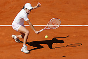 Roland Garros. Paris, France. June 10th 2006..Women's Final. Justine Henin-Hardenne against Svetlana Kuznetsova.