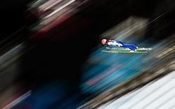 05.01.2016, Paul Ausserleitner Schanze, Bischofshofen, AUT, FIS Weltcup Ski Sprung, Vierschanzentournee, Training, im Bild Stefan Kraft (AUT) // Stefan Kraft of Austria during his Practice Jump for the Four Hills Tournament of FIS Ski Jumping World Cup at the Paul Ausserleitner Schanze, Bischofshofen, Austria on 2016/01/05. EXPA Pictures © 2016, PhotoCredit: EXPA/ JFK