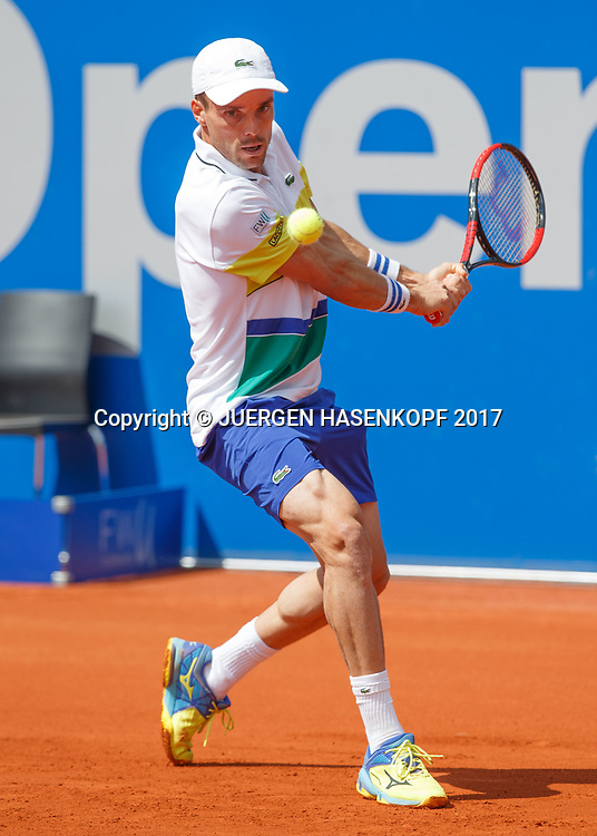 ROBERTO BAUTISTA AGUT (ESP)<br /> <br /> Tennis - BMW Open2017 -  ATP  -  MTTC Iphitos - Munich -  - Germany  - 3 May 2017.