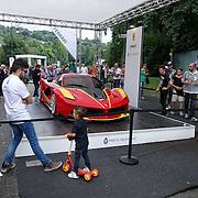 PARCO VALENTINO 2015, la prima edizione del nuovo Salone dell'auto di Torino, all'aperto, fra i viali del Parco del Valentino. Hanno aderito 35 brand, tra i quali 25 case automobilistiche, 10 Centri stile e Carrozzerie.