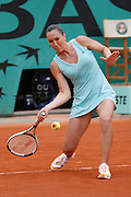 Roland Garros. Paris, France. May 26th 2008..Jelena JANKOVIC plays against Monica NICULESCU. ...