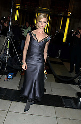 Actress EMILIA FOX at the 2005 British Fashion Awards held at The V&A museum, London on 10th November 2005.<br />