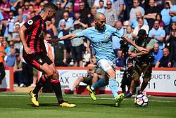 David Silva of Manchester City - Mandatory by-line: Alex James/JMP - 26/08/2017 - FOOTBALL - Vitality Stadium - Bournemouth, England - Bournemouth v Manchester City - Premier League