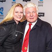 NLD/Hilversum/20150217 - Inloop Buma Awards 2015,