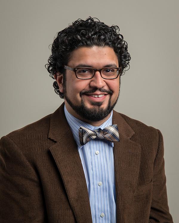 Farhan Shah poses for a photograph, February 12, 2015.