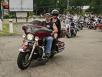 Brenda's Ride from Faro Italian Grille in Weirs Beach.  Karen Bobotas for the Laconia Daily Sun