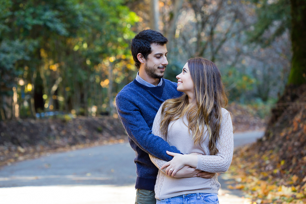 Surprise Proposal photoshoot in Cupertino, CA