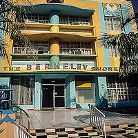 Berkeley Shores Hotel, Miami Beach, Florida, vintage