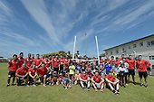 20170124 Wellington Sevens - Japan, Wales and Scotland for Kids Day