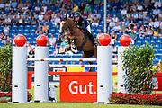 Bernard Briand Chevalier - Qadillac du Heup<br /> CHIO Aachen 2017<br /> © DigiShots