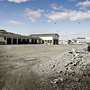 Three weeks aboard the Kong Harald. Hurtigruten, the Coastal Express. Old mining city of Kirkenes.