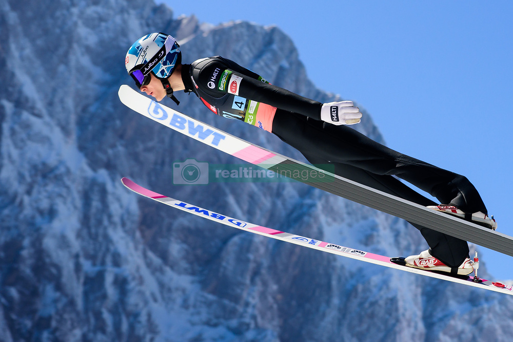 March 23, 2019 - Planica, Slovenia - Antti Aalto of Finland in action during the team competition at Planica FIS Ski Jumping World Cup finals  on March 23, 2019 in Planica, Slovenia. (Credit Image: © Rok Rakun/Pacific Press via ZUMA Wire)