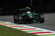 September 4-7, 2014 : Italian Formula One Grand Prix - Caterham f1 tema