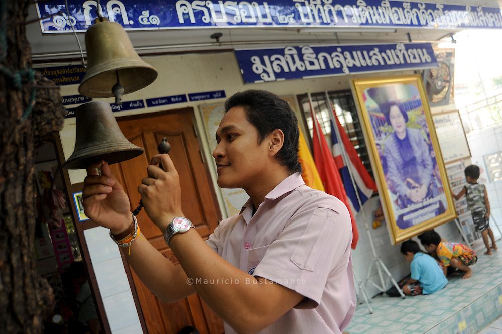 Buddhist temples, Thailand.