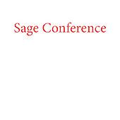 SAGE Conference bk