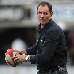 John Plumtree Head Coach<br /> Action from Sharks vs Lions Absa Stadium Durban<br /> ABSA Currie Cup Premier Div <br /> 03 Oct 09<br /> 17:05