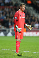 Fotball, 27. september 2016 , Champions League, FC Copenhagen - FC Brugge<br /> Ludic Butelle av Brugge.<br /> Foto: Andrew Halseid Budd , Digitalsport