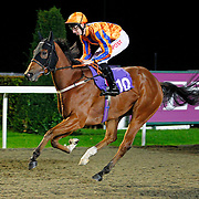 Multitask and George Baker winning the 9.20 race