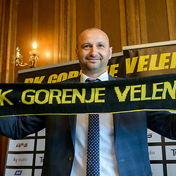 20170407: SLO, Handball - Press conference of RK Gorenje Velenje
