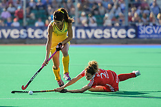 Investec World League - England v Australia
