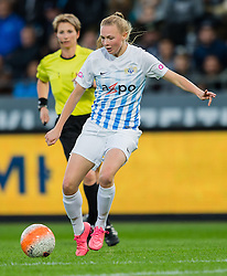 05.10.2016, Merkur Arena, Graz, AUT, UEFA CL, Damen, SK Sturm Graz Damen vs FC Zuerich Frauen, Sechzehntelfinale, Hinspiel, im Bild Sanni Franssi (Zuerich) // during the UEFA Womens Championsleague, round of 32, 1st Leg match between SK Sturm Graz Women and FC Zuerich Women at the Merkur Arena, Graz, Austria on 2016/10/05, EXPA Pictures © 2016, PhotoCredit: EXPA/ Dominik Angerer