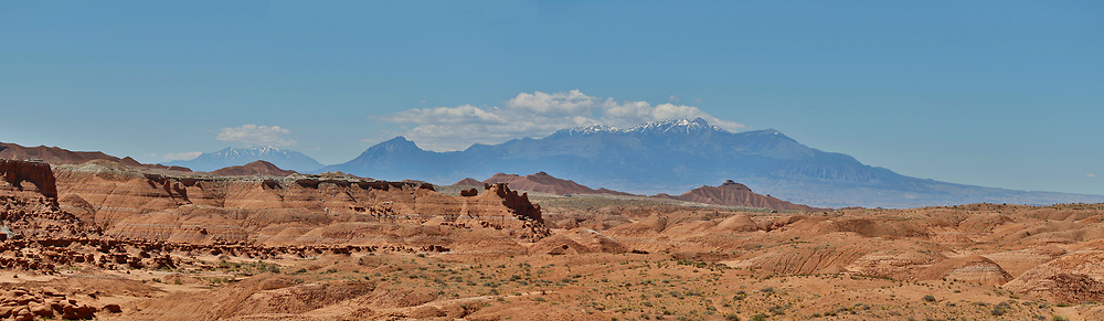 SHOT 5/22/17 10:24:46 AM - Emery County is a county located in the U.S. state of Utah. As of the 2010 census, the population of the entire county was about 11,000. Includes images of mountain biking, agriculture, geography and Goblin Valley State Park. (Photo by Marc Piscotty / © 2017)