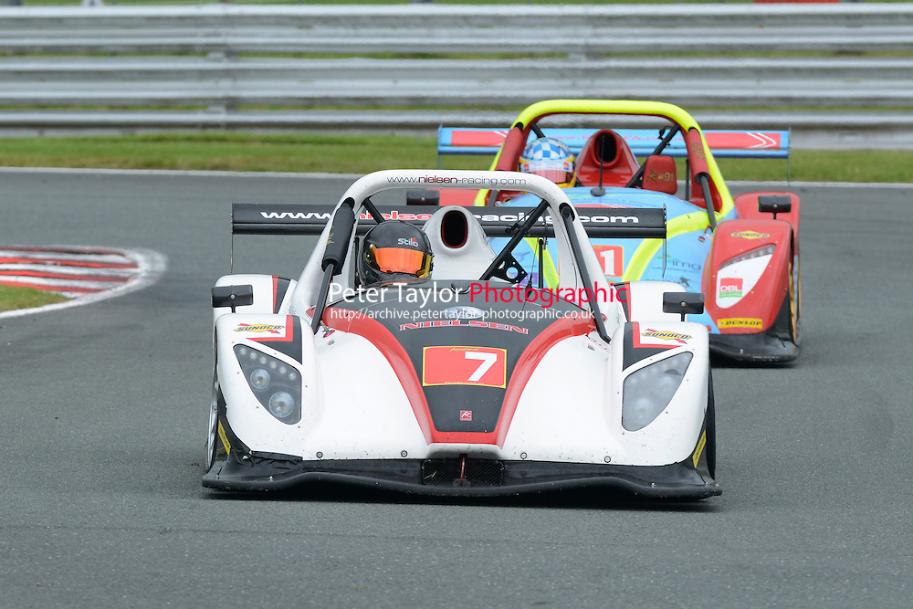#7 Hui-Sun KIM Radical  during Radical Sprint Championship as part of the MSVR Oulton Park  20th June 2015 at Oulton Park, Little Budworth, Cheshire, United Kingdom. June 20 2015. World Copyright Taylor/PSP. Copy of publication required for printed pictures.  Every used picture is fee-liable. http://archive.petertaylor-photographic.co.uk