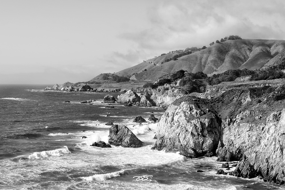 Photo image of North California coast, Carmel, PCH