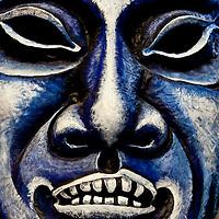 Scary masks await Night of Dread.