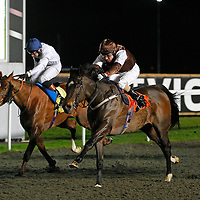 Fleetwoodsands and L P Keniry winning the 6.30