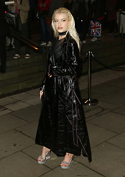 February 18, 2019 - London, United Kingdom - Alice Chater attends the Fabulous Fund Fair as part of London Fashion Week event. (Credit Image: © Brett Cove/SOPA Images via ZUMA Wire)