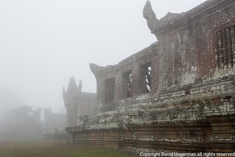 The temple complex of Preah Vihear, Cambodia
