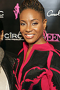 19 November-New York, NY: Recording Artist/On-Air Personality MC Lyte attend the 4th Annual WEEN (Women in Entertainment Empowerment Network) Awards held at Helen Mills Theater on November 19, 2014 in New York City.  (Terrence Jennings)