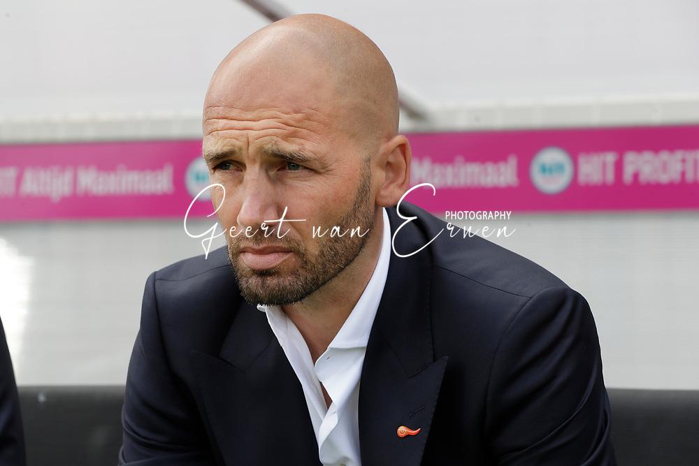 Coach Mitchell van der Gaag of SBV Excelsior