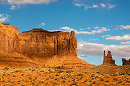 Monument Valley, Navajo Nation Reservation, Utah