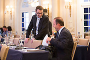 Franklin Templeton Global Investment Summit at the Essex House in New York City (Photo by Ben Hider)