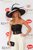 Erin Andrews - Celebrities at 2011 Kentucky Derby - Louisville, KY