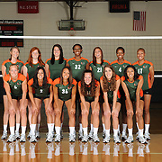 2009 Hurricanes Volleyball