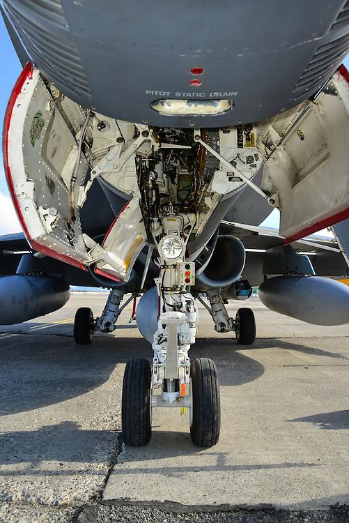 RCAF CF-188A Hornet Nose Gear