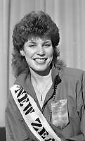 Vivienne McKevitt the New Zealand Rose, circa August 1985 (Part of the Independent Newspapers Ireland/NLI Collection).