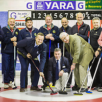 Yara Farmers Curling Competition 2018