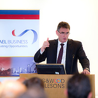 UK Israel Business Breakfast 07.05.2014