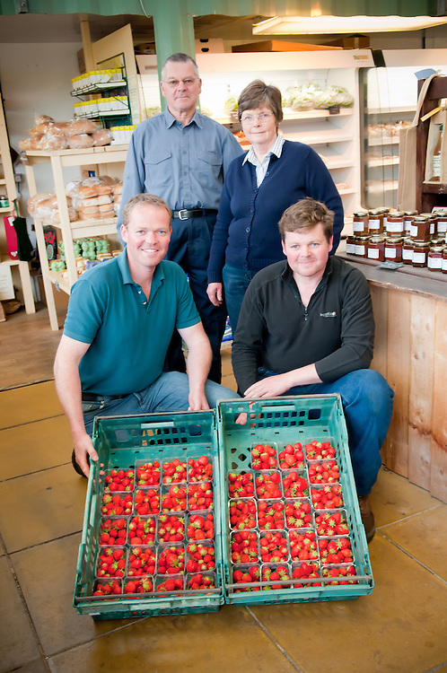 Press shot for Hootons Farm Shop taken for Yattar Yattar magazine by Ioan Said Photography.