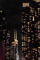 Conde Nast Building (4 Times Square), New York, New York USA.