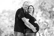 Shane and Belinda Honess pregnancy shoot