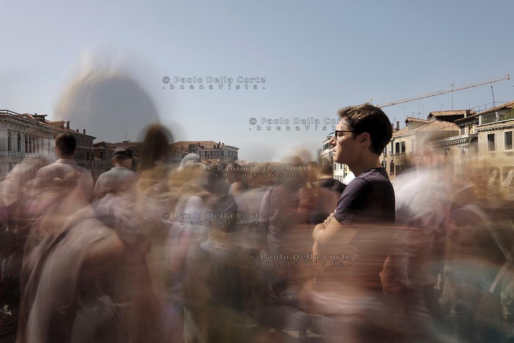 ) Giovanni Montanaro – Avvocato e Scrittore. Ponte di Rialto. 08/09/18, 12:44