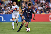 Cristiane of  Paris Saint-Germain during the UEFA Women's Champions League Final between Lyon Women and Paris Saint Germain Women at the Cardiff City Stadium, Cardiff, Wales on 1 June 2017. Photo by Giuseppe Maffia.<br /> <br /> <br /> Giuseppe Maffia/UK Sports Pics Ltd/Alterphotos