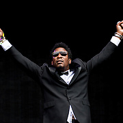 Roots Manuva at Bestival 2012