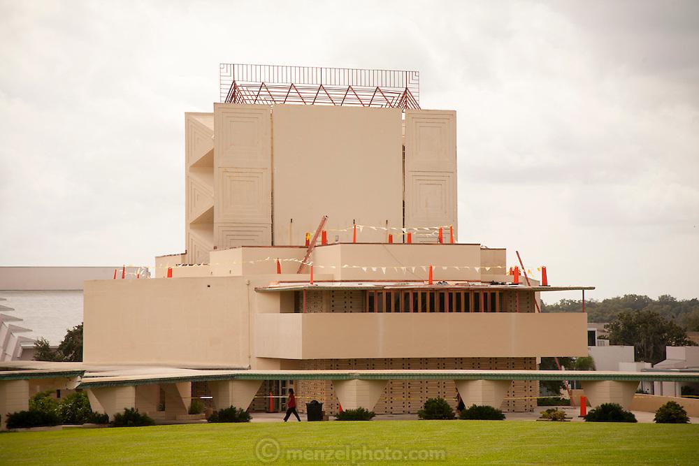 Lakeland, Florida. Florida Southern College, FSC