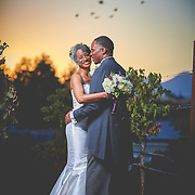Keefer and JaNeene's Wedding Day Teaser Images